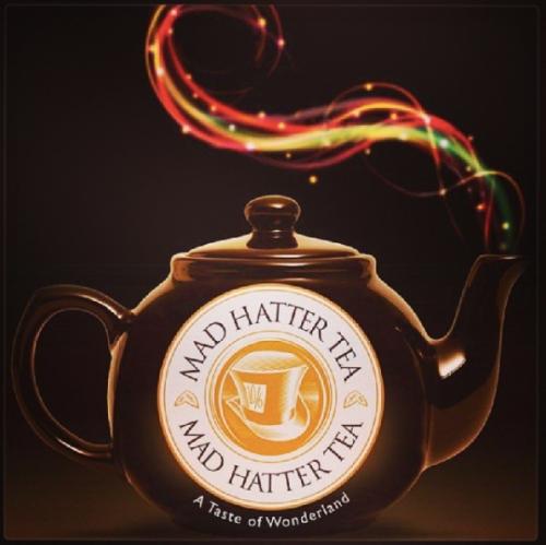 Mad Hatter Tea, le thé du Chapelier fou - ©Mad Hatter Tea/Instagram