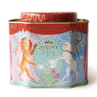 Le Queen's Blend tea, de Fortnum & Mason, célèbre la longévité d'Elizabeth II