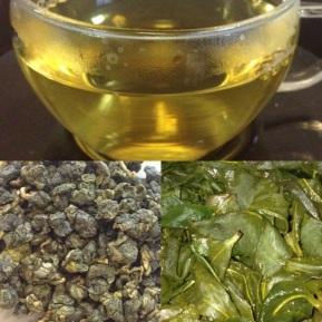 Tea Test : Oolong AliShan de Thés de Chine à Paris - ©Chloé Chateau