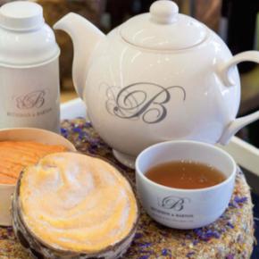 Dégustation d'accords thés et fromages au Bar à thé de Betjeman & Barton - ©Chloé Chateau