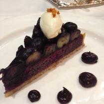 Autumn Berry pie - tarte à la mûre et à la myrtille du Rules - ©Chloé Chateau