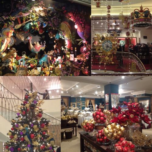 Christmas at Fortnum & Mason – ©Chloé Chateau