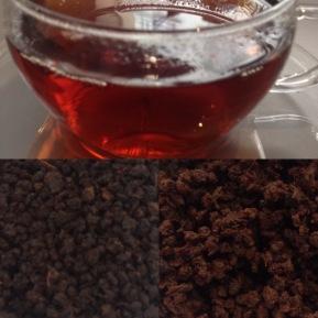 Le Mad Hatter Tea après infusion - ©Chloé Chateau