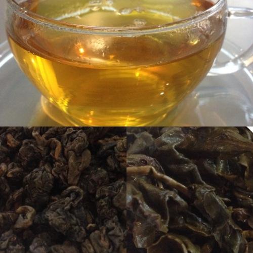 Tea test Zealong Oolong tea via Betjeman and Barton - ©Chloé Chateau