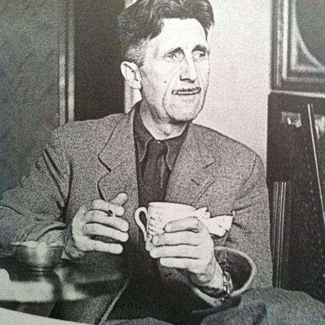 George Orwell and his tea tips - DR