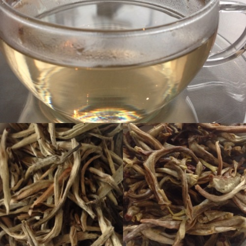 Tea test : China Yellow Buds tea de Fortnum & Mason - ©Chloé Chateau