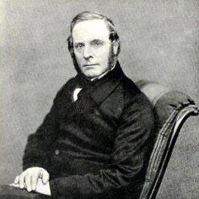 Le botaniste écossais Robert Fortune - DR
