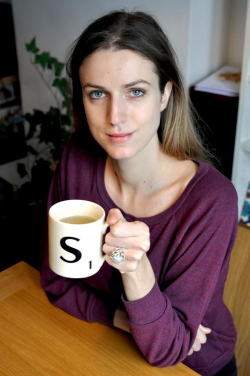 Thé comme t'es - Sarah aime le Genmaicha et les thés fumés - ©Florent Baffi