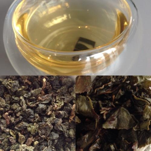 Jin Xuan tea test - le Milky Oolong de T pour Thé - ©Chloé Chateau