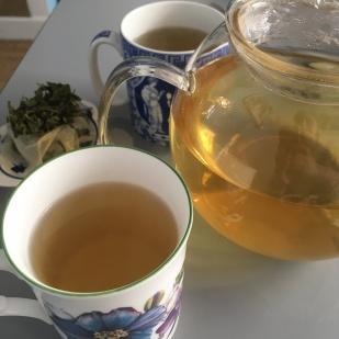 Dégustation du thé vert Yun Wu de Dammann - ©Chloé Chateau