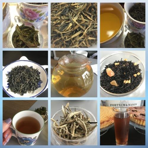 Dégustation de thés d'exception Dammann Frères - ©Chloé Chateau