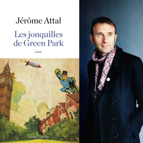 Interview de Jérôme Attal pour Les Jonquilles de Green Park - DR