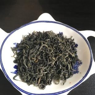 Le thé vert Yun Wu de Dammann Frères - ©Chloé Chateau