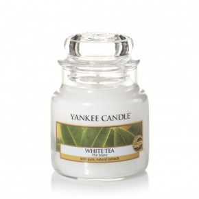 Bougie White Tea de Yankee Candle - DR