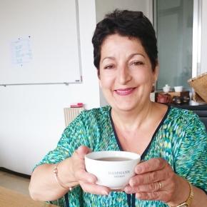 Aline Guglielmino-Taillefer, aromaticienne chez Dammann Frères - ©Sandrine Derycke 2