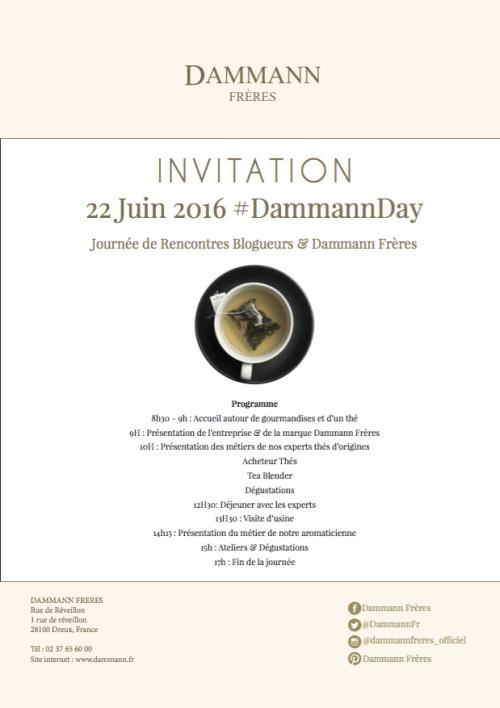 Dammann Day : rencontre blogueurs chez Dammann Frères