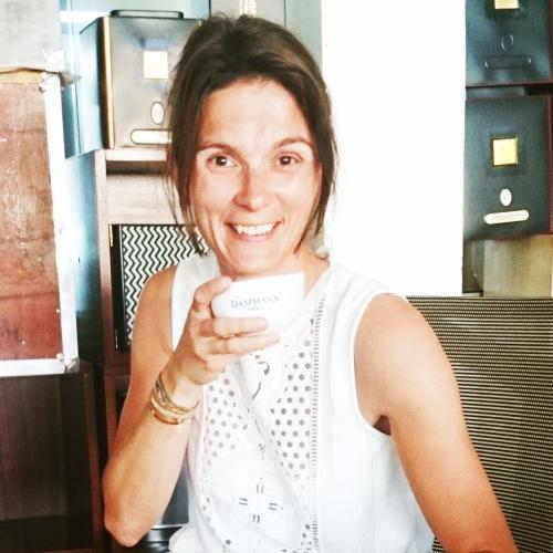 Flora Jumeau-Lafond, directrice export chez Dammann Frères, nous parle de son thé préféré - DR/Dammann Frères