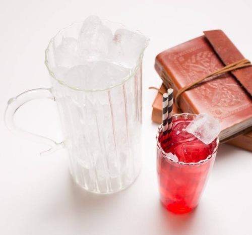 Recette du cocktail au thé Cosmo Bali de Dammann Frères - DR/Dammann Frères