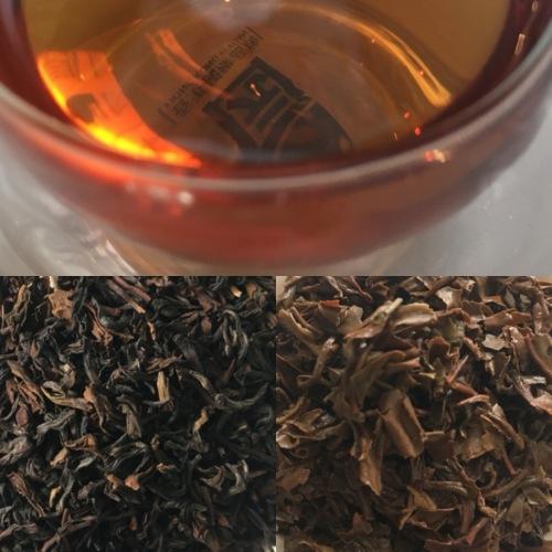 Tea Test - le Darjeeling G.F.O.P. Sikkim Temi in between de Dammann Frères - ©Chloé Chateau