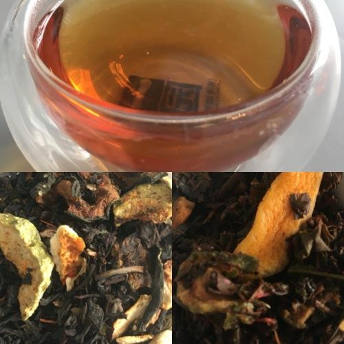 Tea Test Wimbledon Blend de Tea Palace - ©Chloé Chateau