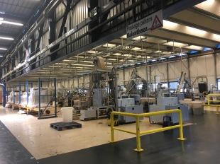 Photos : l'usine de Dammann Frères à Dreux - Piétons ralentissez - ©Chloé Chateau