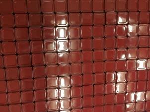Les mini-boîtes en métal Dammann prêtes à être remplies de thé - ©Chloé Chateau