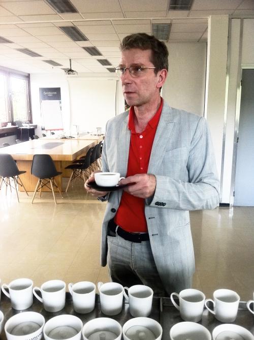 Pierre Merlanchon, responsable marketing de Dammann Frères - DR