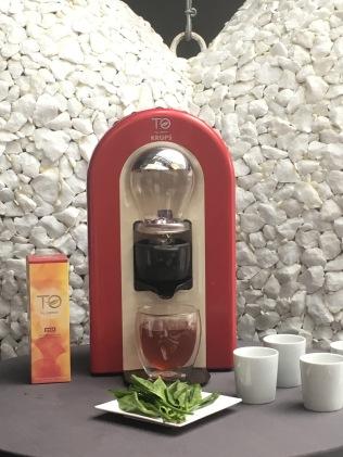 La machine à thé TO by Lipton - ©Chloé Chateau