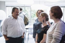 Rencontre avec Pierre Hermé - DR