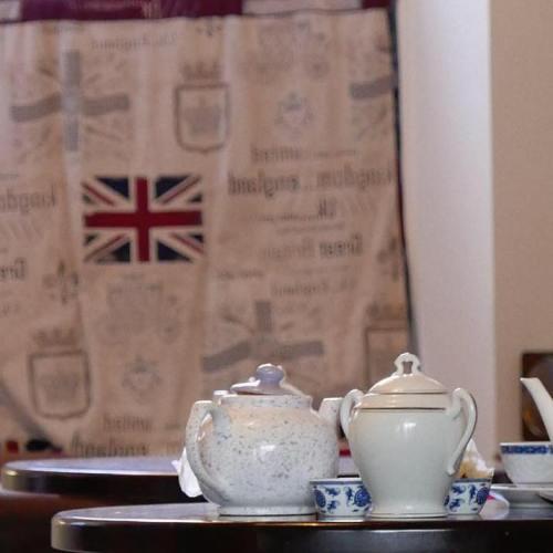 The Tearoom, salon de thé britannique à Tours - DR/Anthony et Noémie