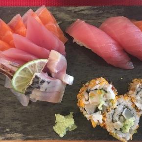 Chez Zen en face du Méga Cgr Centre, les sushi et nirigi les plus fins de Tours - ©Chloé Chateau