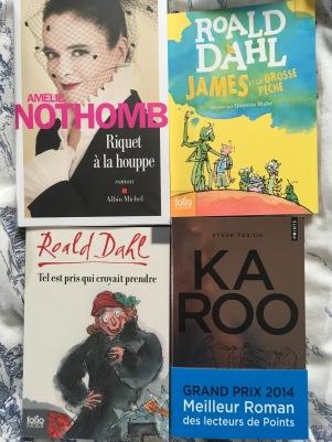 Book Haul La Boîte à Livres