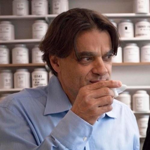 Olivier Scala de George Cannon et le thé - ©Thés George Cannon