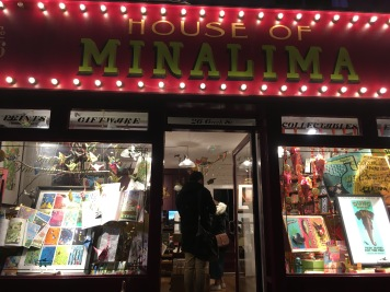 The House of MinaLima in London: original props from Harry Potter and Fantastic Beasts