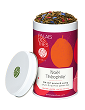 Palais des thés Thé de Noël Théophile