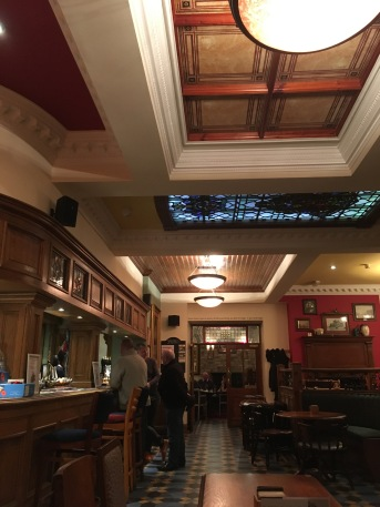 The Station Pub in Port Erin on the Isle of Man