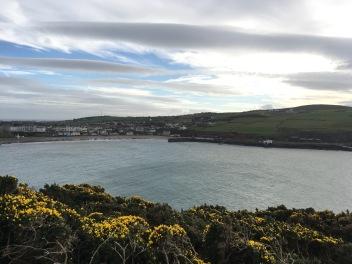 The bay, Port Erin, Isle of Man