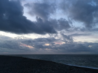 Point of Ayre beach, Isle of Man