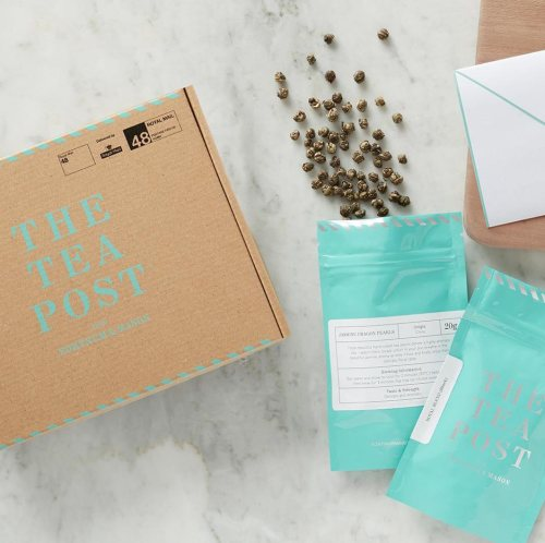 The Tea Post by Fortnum and Mason