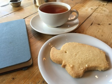 The Elephant House in Edinburg - Shortbread - ©Chloé Chateau