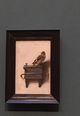 The Goldfinch at the Scottish National Gallery in Edinburg - ©Chloé Chateau