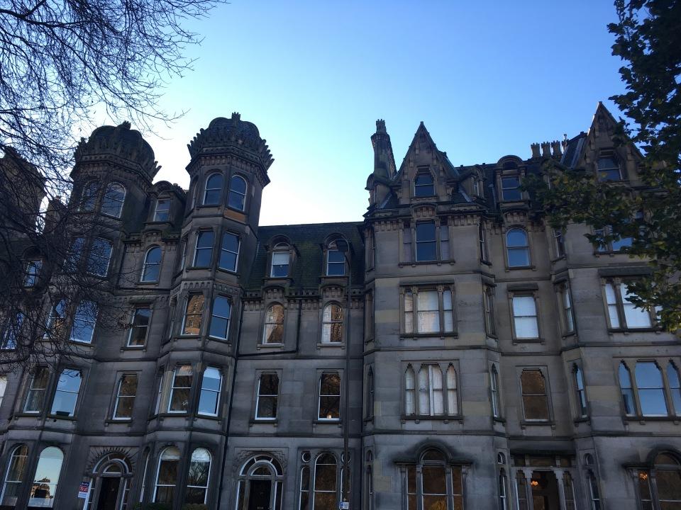 Promenade dans Édimbourg - ©Chloé Chateau