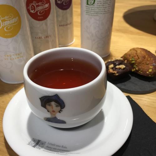 Rencontre et découverte des thés Les Jardins d'Osmane