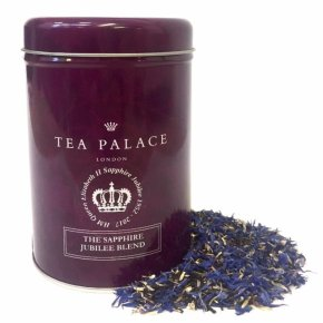 The Sapphire Jubilee Blend de Tea Palace
