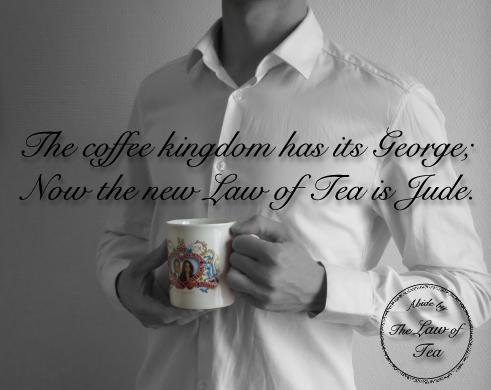 Jude Law lance sa marque de thé