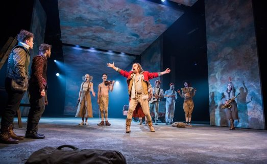 Rosencrantz and Guildenstern Are Dead at The Old Vic Theatre - DR