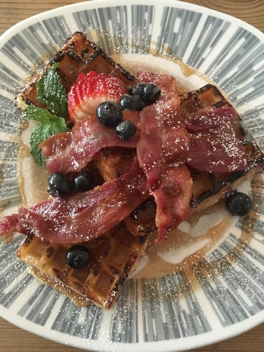 Edimbourg Breakfast at Spoon
