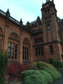Glasgow-Kelvingrove Art Gallery and Museum