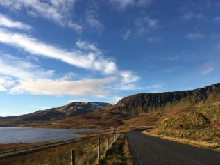 Road trip on the Isle of Skye