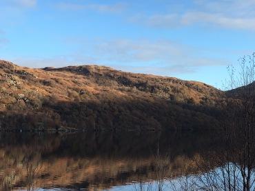 Scotland-Loch Lomond